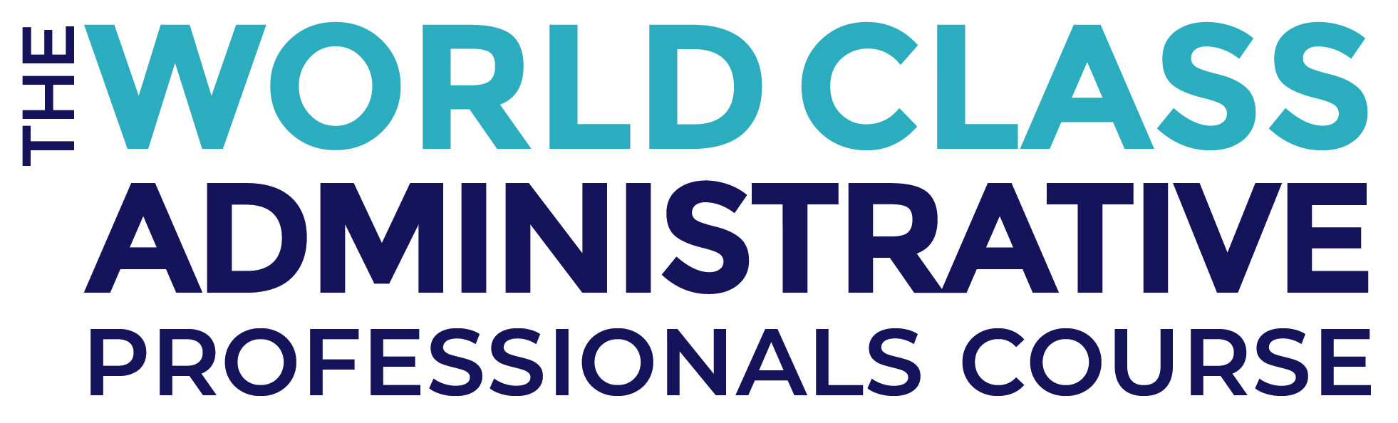 The World Class Administrative Professional Course