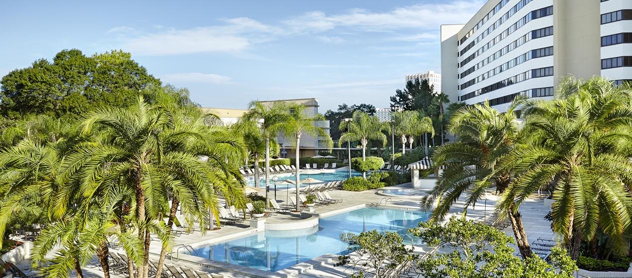 Marriott Hotels Near Disney World Orlando